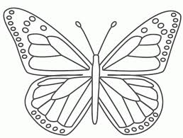 Twelve animals are available, including a bat, butterfly, dragonfly. Butterfly Coloring Pages Kids Coloring Home