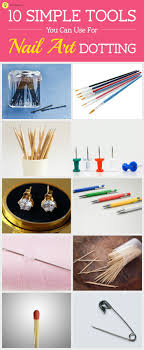 25+ unique Nail art tools ideas on Pinterest | Nail art dotting ...