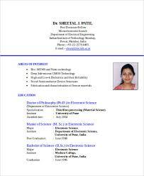 Resume Formater Amazing Resume Formats Fabulous Resume Formate Free Career Resume Template