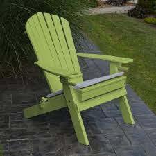 recycled plastic adirondack chairs. A-amp-L-Furniture-Folding-Recycled-Plastic-Adirondack- Recycled Plastic Adirondack Chairs