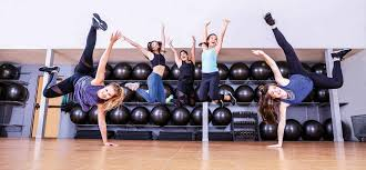 Exercise organizations for teens