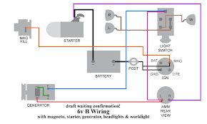 b wiring allischalmers forum