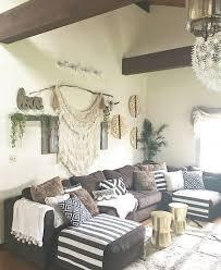 bohemian living rooms