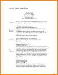 Administrative Assistant Resume Objective Sample Extraordinary Ma Resume Objective Examples On Administrative 87