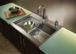 large undermount stainless steel sink new on perfect howling dual mount kitchen sinks simple k na