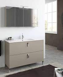Wenn sie einen waschtisch dazu haben möchten, müssen sie ihn separat bestellen. 1000 033 Waschtisch Mit Unterschrank 120 Cm Washbear24 De