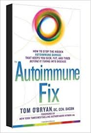Image result for autoimmune fix tom o'bryan