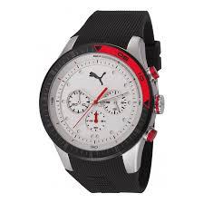 "men s pumaâ""¢ motorsport chronograph watch fast track collection pumaâ""¢ motorsport 102821001"