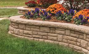 Small Picture Garden Retaining Wall Design Unbelievable Brick Wall Ideas Garden