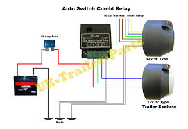 tec2m auto switch combi relay wiring diagram uk trailer parts tec2m wiring diagram