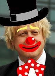 BoJo makes a clown of himself once again   Vox Political