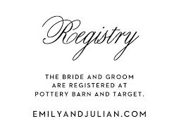 Wedding Enclosure Card Template Wedding Enclosure Cards By Basic Invite