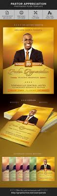 pastor appreciation church flyer by ponda graphicriver pastor appreciation church flyer church flyers