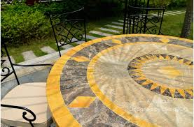 round patio. Close Round Patio A