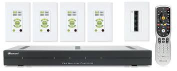 russound ca4 kt1 multi room controller system kit ca4 kp ca4 kt1