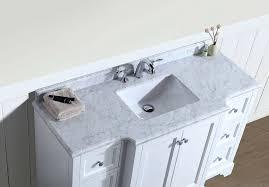 55 bathroom vanity jenny bathroom vanity 55 inch single sink bathroom vanity top