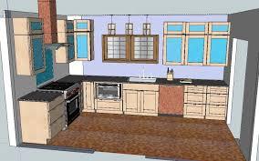 Sketchup Kitchen Design Magnificent Google SketchUpHome Design Software48 Afandar