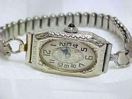 Womens vintage gruen watches