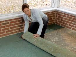 How To Install A Heated Tile Floor Howtos DIY - Installing bathroom tile floor