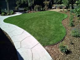 artificial grass front lawn. Simple Lawn To Artificial Grass Front Lawn