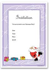free christmas dinner invitations printable christmas party invitation free templates free