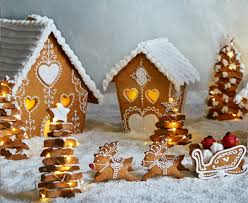 creative gingerbread houses. Beautiful Creative The Creative Genius Behind All The Gingerbread For Our Christmas Campaign  Is None Other Than Laura Mitchell Owner Of Mitchell Cake Couture In  On Creative Gingerbread Houses E