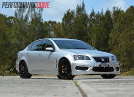 2012 HSV Senator Signature LPI review (video) - PerformanceDrive