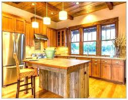 Rustic Kitchen Island Ideas Rustic Kitchen Island Pictures