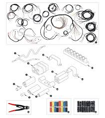 wiring loom sc parts group