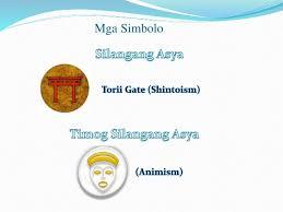 ano ang simbolo ng shamanism