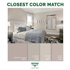 Titan Superflex Color Chart Boysen Paint Color Sample
