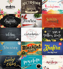 collage fonts free deal unlimited access to 1 300 fonts for a year webdesigner depot