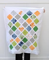 Jungle Lattice: Free Baby Quilt Pattern   Craft Buds   sewing ... & Jungle Lattice: Free Baby Quilt Pattern   Craft Buds Adamdwight.com
