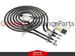 ge hotpoint range stove cooktop 8 034 burner heating element kit does not apply