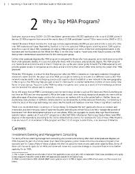 Resume For Mba Application Impressive Becoming A Clear Admit The Definitive Guide To MBA Admissions