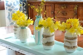 Table Decorations Using Mason Jars mason jar table decorations The Utility of Decorative Mason Jars 9