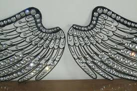 angel wing wall decor large size of wings wall decor silver with resin angel wings wall angel wing wall decor
