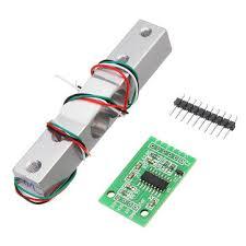 hx711 24bit ad module + <b>1kg</b> aluminum alloy scale weighing <b>sensor</b> ...
