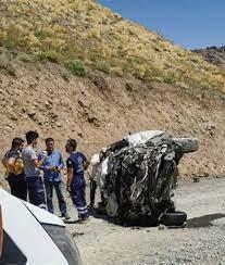 Yüksekova'da araç uçuruma yuvarlandı: 6 ölü - Son dakika haberleri