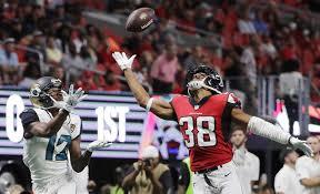 Atlanta Falcons Depth Chart 2017 Westbrooks 43 Yard Td Catch Helps Jaguars Top Falcons 13 7