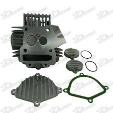 yx160 cylinder head kit for yinxiang yx 160cc engine pit bike