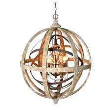 small wood chandelier medium size of home wood and bronze galvanized metal orb white distressed small
