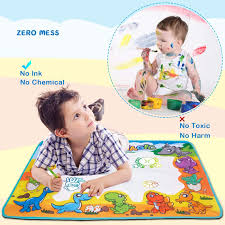 Large Aquadoodle Drawing Mat For Kids Free To Fly Water