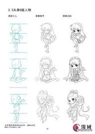 anime chibi drawing tutorial. Character Tutorial With Anime Chibi Drawing