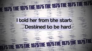 Girls The 1975 Lyrics Girls The 1975 Lyrics Youtube