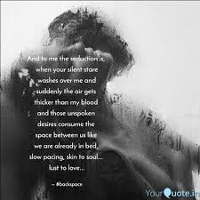 Best Seduction Quotes Status Shayari Poetry Thoughts Yourquote