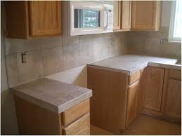 Granite Tile Kitchen Countertops Kitchen Tile Kitchen Countertops Diy Image Of Subway Tile