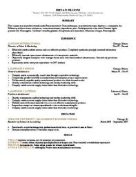 Free Resume Sample 400 Free Resume Templates Cover Letters Download Hloom