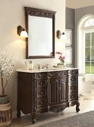 48 marble bathroom sink14