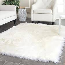 faux sheepskin rug white faux sheepskin rug large long faux fur blanket decorative blankets for bed faux sheepskin rug